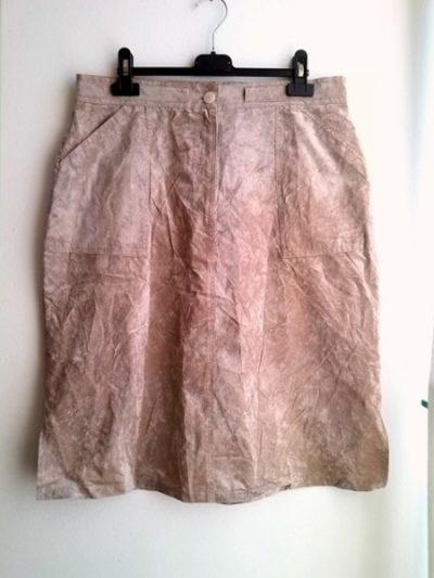 KOŽNA suknja vel. 42/XL